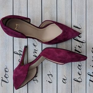 MARC FISHER  Tammy D'Orsay Pointy Toe Pump